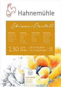 Skizze/Pastell-A3-30 fls