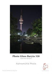 Photo Gloss Baryta-A4 25fls