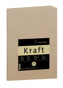 Kraft Paper Sketch Booklet