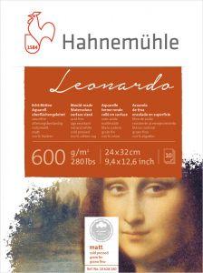 Leonardo - para aquarela