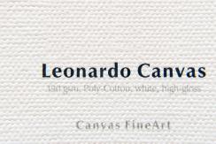 """Leonardo Canvas 390-Bobina de 60""""x12m"""