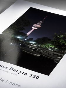 "Photo Gloss Baryta-44""x15"