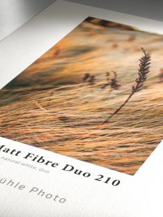 Photo Matt Fibre Duo